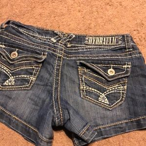 Hydraulic Shorts - Size 5/6 Hydraulic Jean shorts